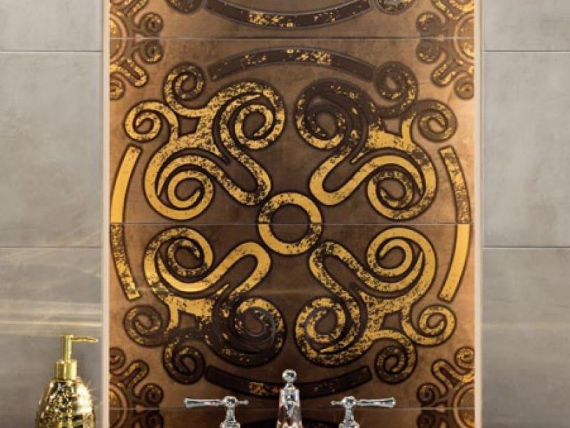 Indoor wall tiles TUBADZIN PALACIO | Wall tiles by tubadzin