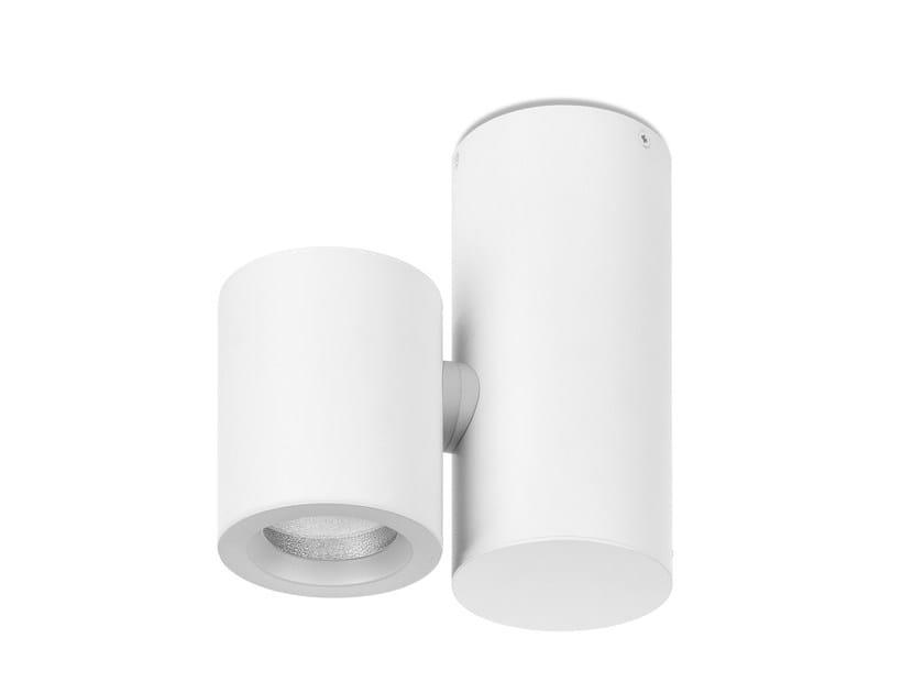 LED Ceiling light projector TUBULAR PRO 3 - ONOK Lighting