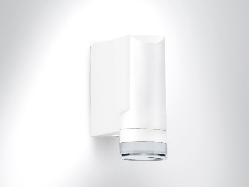 LED wall-mounted powder coated aluminium spotlight TULA | Spotlight - Arcluce