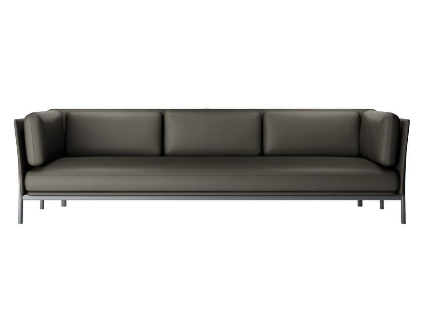 3 seater sofa TWELVE 3 - 882 - Alias