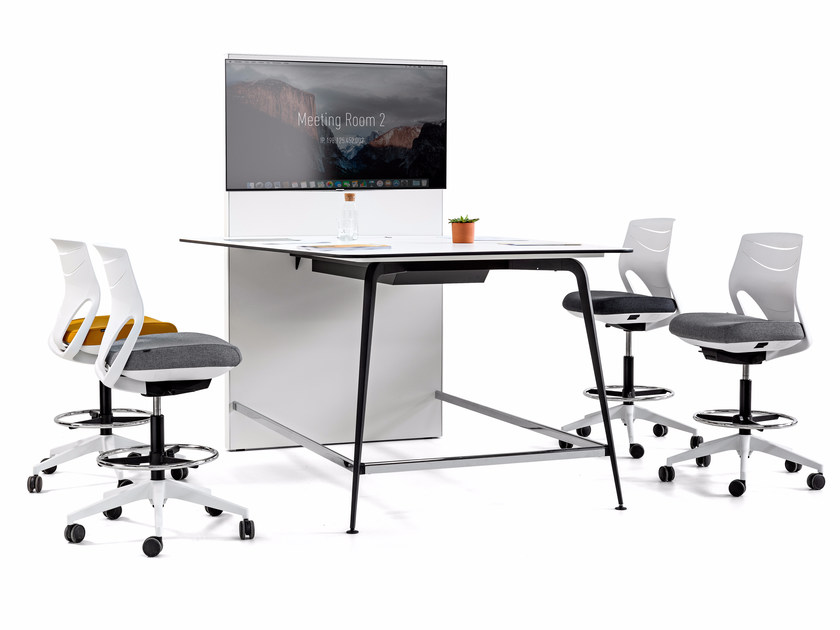 Media cabinet TWIST | Office storage unit by ACTIU