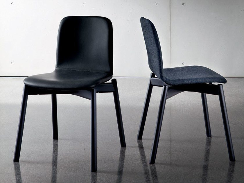 Chair TWO TONE | Chair - SOVET ITALIA