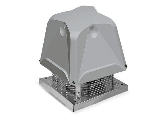 Aspiratore per uso industriale da tetto TXP - O.ERRE