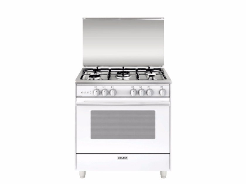 Cooker U855VX | Cooker by Glem Gas