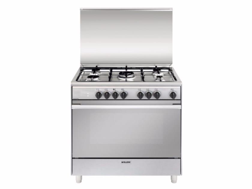 U965mi cucina a libera installazione collezione unica by for Cucina libera installazione