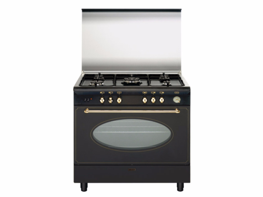 Cooker UA96TR3 | Cooker by Glem Gas