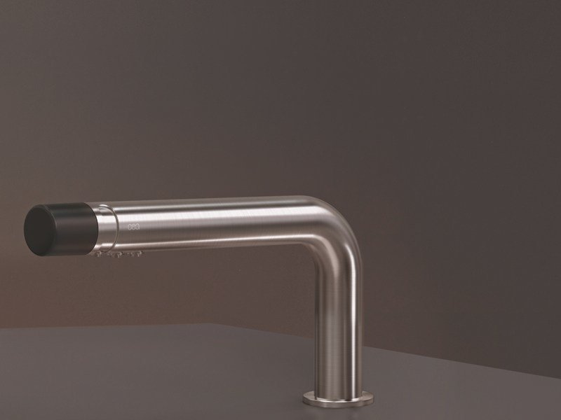 Deck-mounted stainless steel spout UDT 40 - Ceadesign S.r.l. s.u.