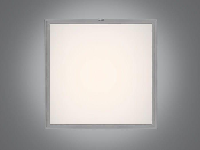LED direct light aluminium wall lamp UGLARE 19 | Wall lamp - Artemide