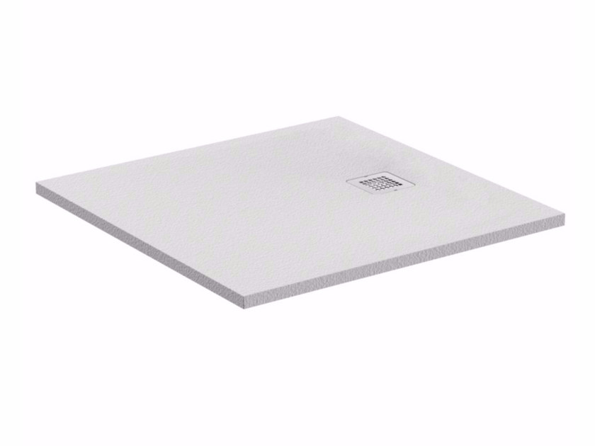 Piatto doccia quadrato ultrapiatto ULTRA FLAT S - K8216 - Ideal Standard Italia