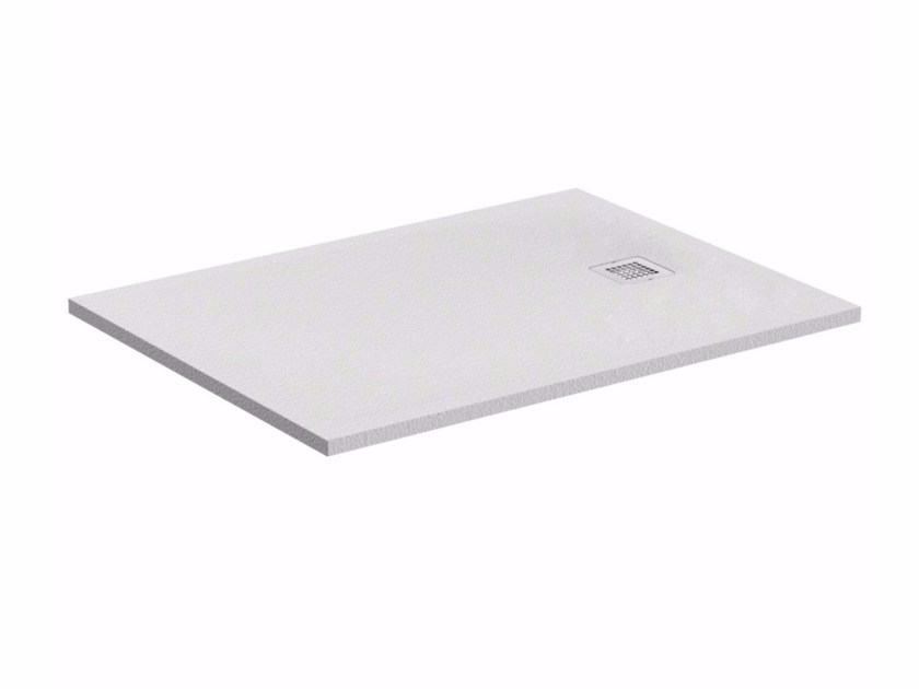 Rectangular extra flat shower tray ULTRA FLAT S - K8218 - Ideal Standard Italia