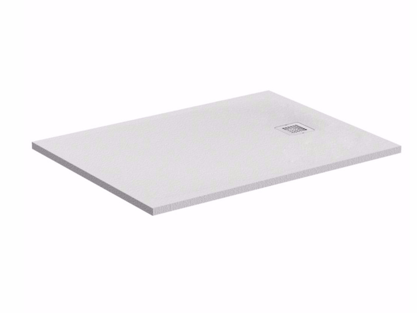 Rectangular extra flat shower tray ULTRA FLAT S - K8219 - Ideal Standard Italia