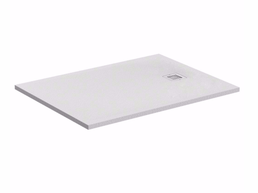 Rectangular extra flat shower tray ULTRA FLAT S - K8227 - Ideal Standard Italia