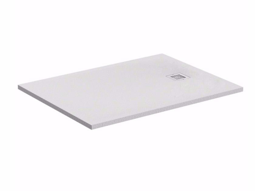 Rectangular extra flat shower tray ULTRA FLAT S - K8232 - Ideal Standard Italia
