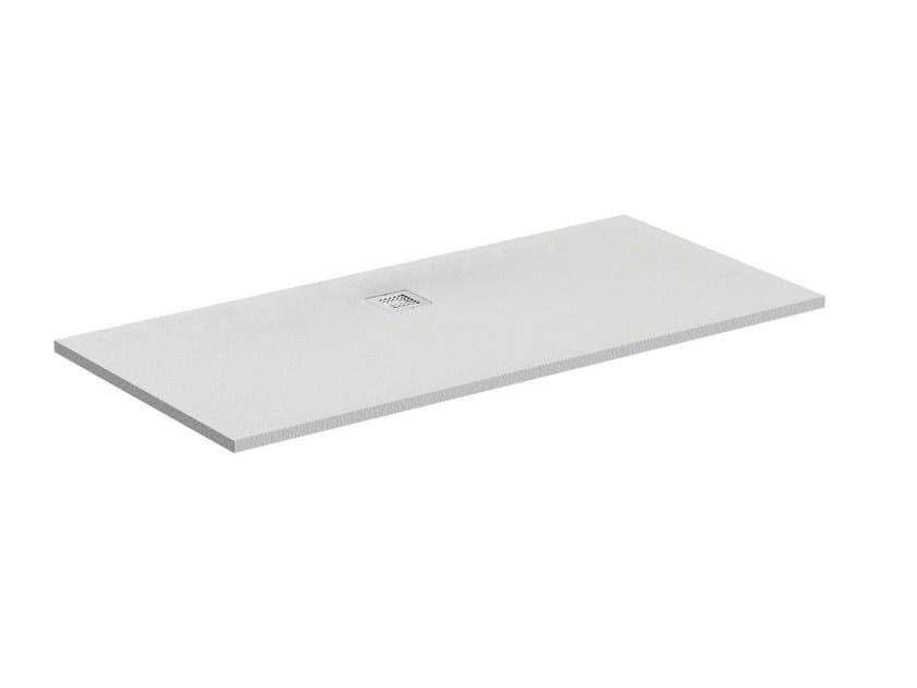 Rectangular extra flat shower tray ULTRA FLAT S - K8285 by Ideal Standard