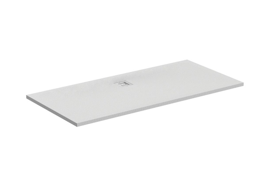 Rectangular extra flat shower tray ULTRA FLAT S - K8306 - Ideal Standard Italia