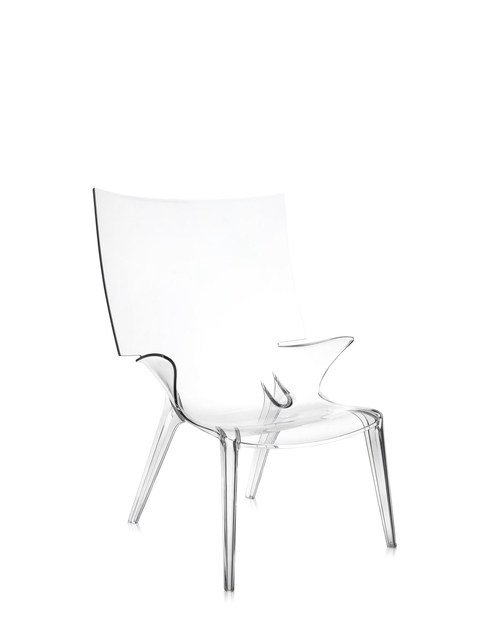 Spaccio Kartell. Cool Sedia Kartell Ghost In Design Philippe Starks ...