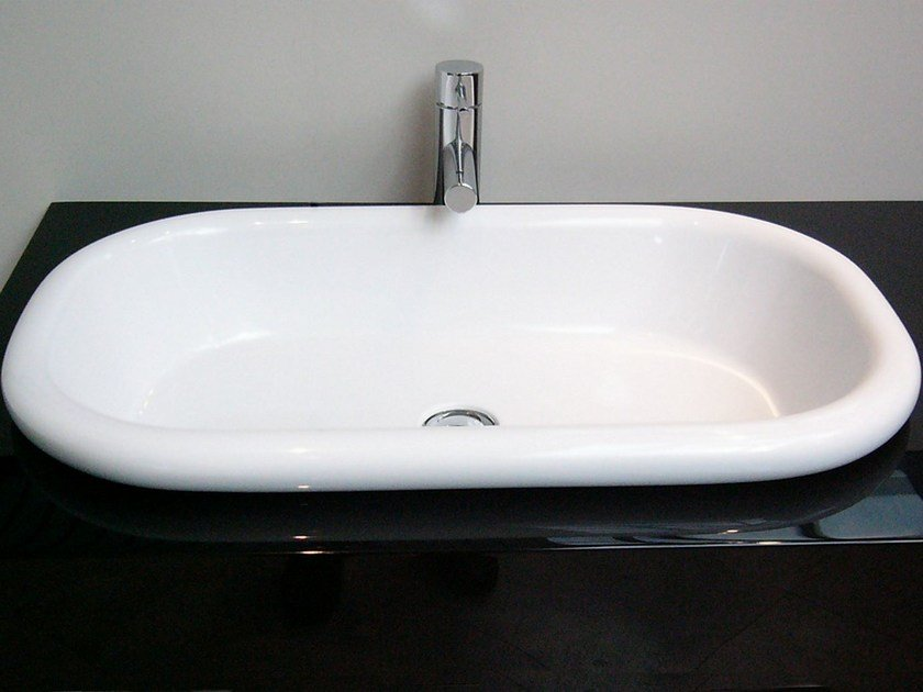 Undermount Pietraluce® washbasin DÉCO | Undermount washbasin - Technova