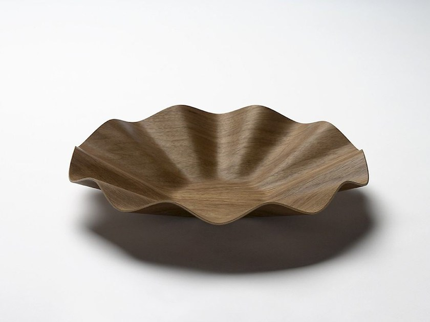 Plywood bowl UNI by SHOWROOM Finland