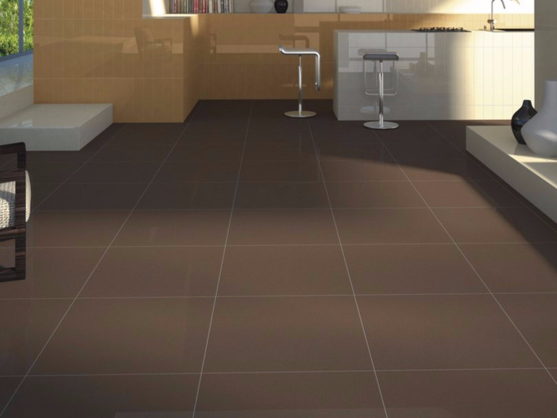 Porcelain stoneware wall/floor tiles UNIChoco - GranitiFiandre