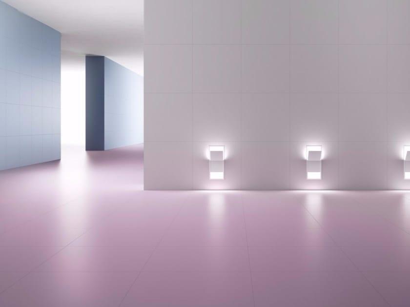 Porcelain stoneware wall/floor tiles UNILavander - GranitiFiandre