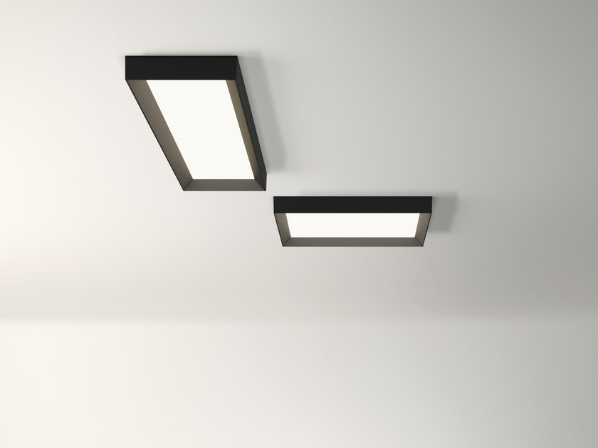 LED ceiling lamp UP 4452 - Vibia
