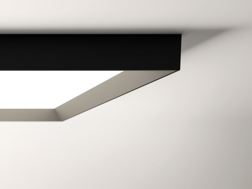 LED ceiling lamp UP 4454 - Vibia