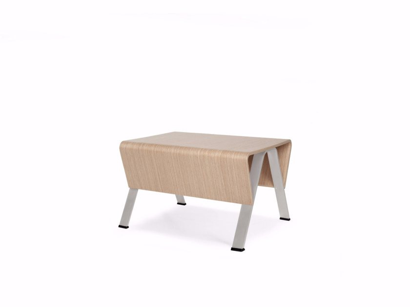 Rectangular coffee table UPDOWN B10 - profim