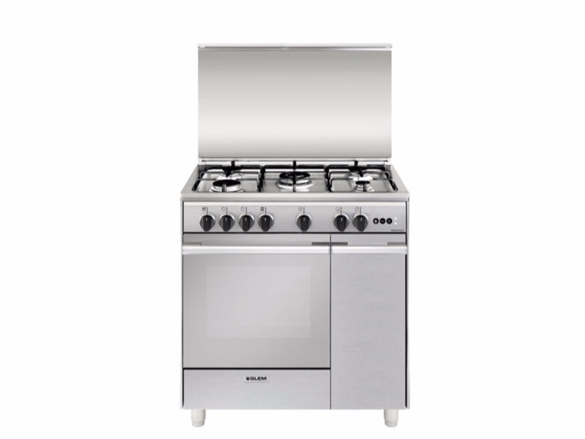 Cooker UQ855VI | Cooker - Glem Gas