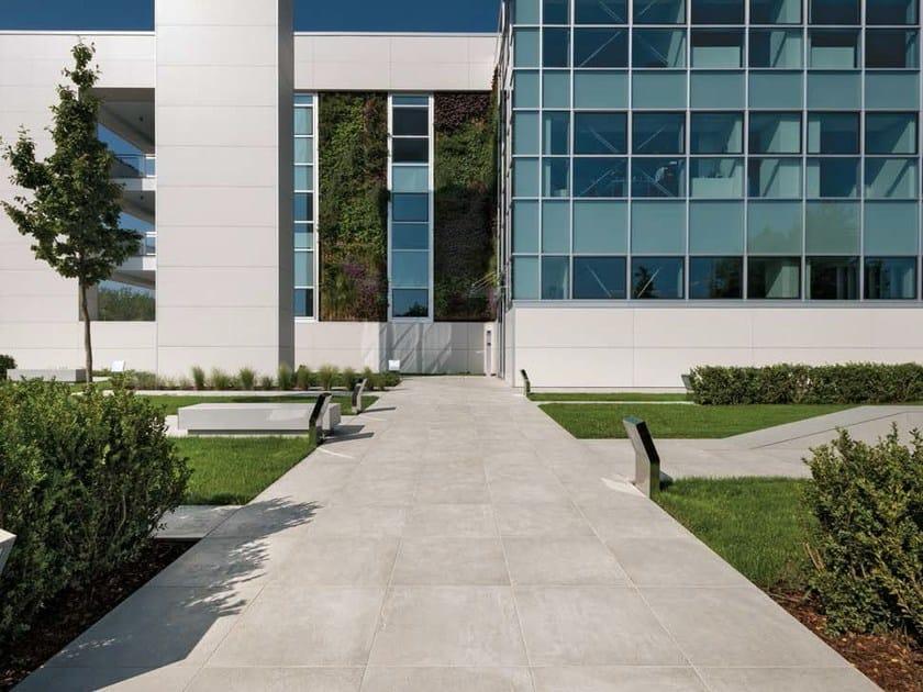 Porcelain stoneware outdoor floor tiles URBANATURE 20 MM | Outdoor floor tiles by Panaria Ceramica