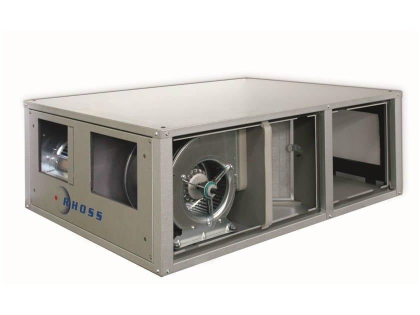 Heat recovery unit UTNR-A - UTNR-P 033÷530 - Rhoss
