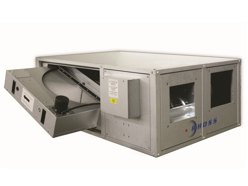Heat recovery unit UTNR-HE 033÷530 - Rhoss