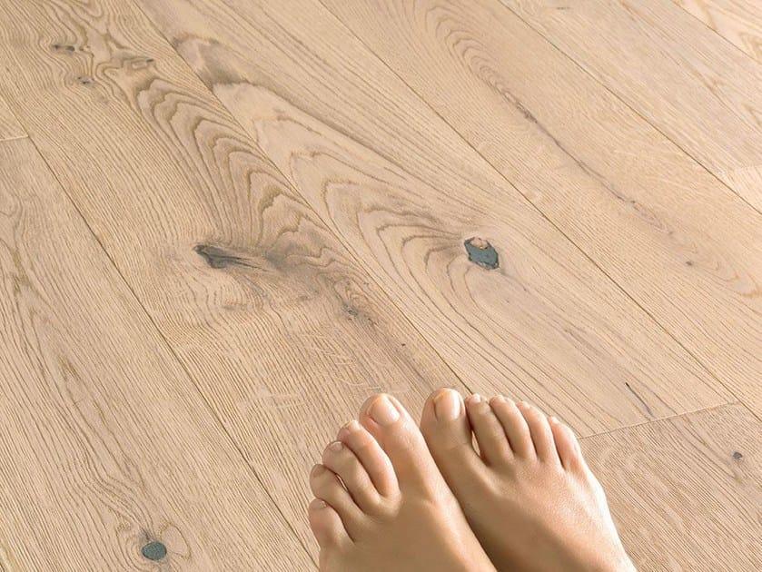 Oak parquet VINTAGE OAK SAND ECO - GAZZOTTI