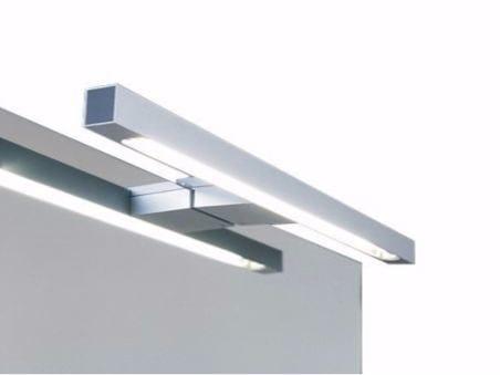 Lampada da specchio alogena in metallo V501050 | Lampada da specchio - INDA®