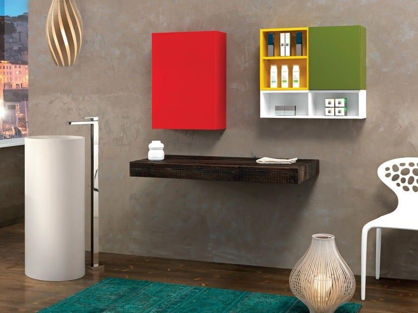 Washbasin countertop / vanity unit V70 - Mobiltesino