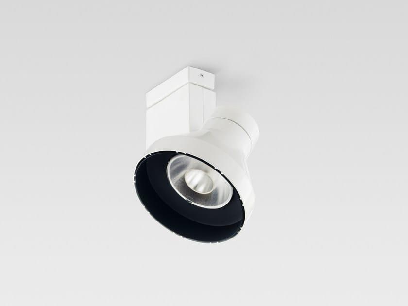 Ceiling light projector VARIOS Ø137 - Reggiani Illuminazione