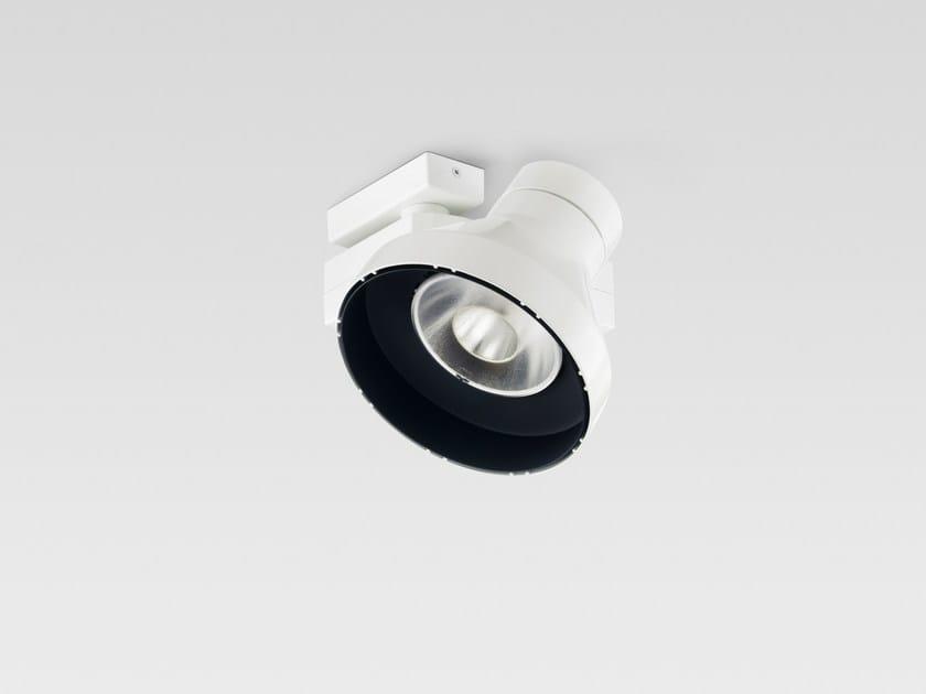 Ceiling light projector VARIOS FLAT Ø137 - Reggiani Illuminazione