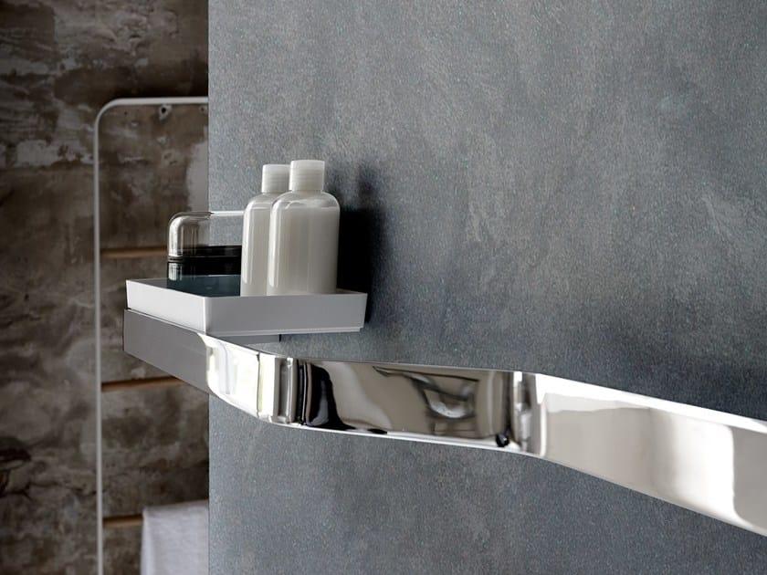 Towel rack / bathroom wall shelf VASE | Bathroom wall shelf - INBANI