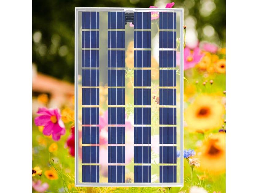 Polycrystalline glass glass Photovoltaic module VE136PVTT | Photovoltaic module - V-energy Green Solutions