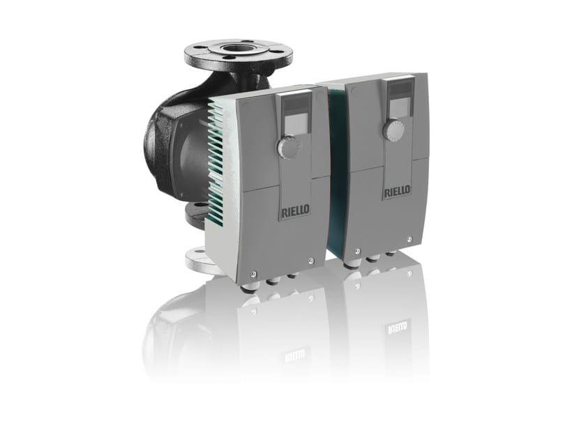 Pump and circulator for water system Vega RGDA - RIELLO