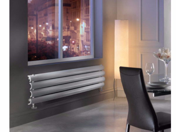 Horizontal wall-mounted radiator VELA | Horizontal radiator - Hotwave