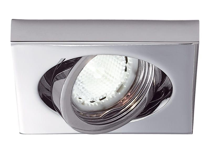 Recessed adjustable spotlight VENERE   Adjustable spotlight - Fabbian