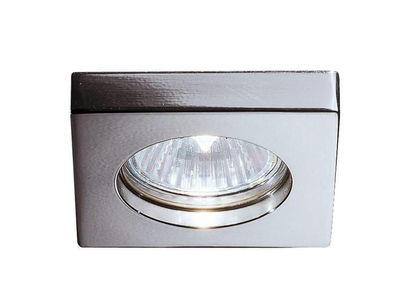 Recessed spotlight for false ceiling VENERE | Recessed spotlight - Fabbian