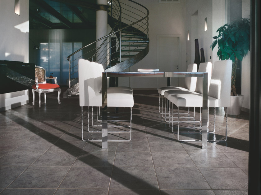 Ceramic flooring with stone effect VENEZIA by Casalgrande Padana