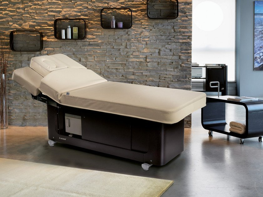 Anti-bacterial electric massage bed VENICE by Lemi Group