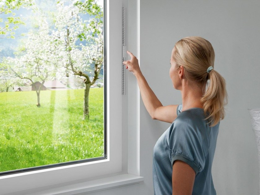 Air vent for windows I-TEC VENTILATION by INTERNORM Italia