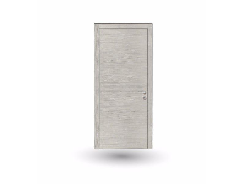 Hinged wooden door VENUS 13 LAPIS MAGNOLIA by GD DORIGO