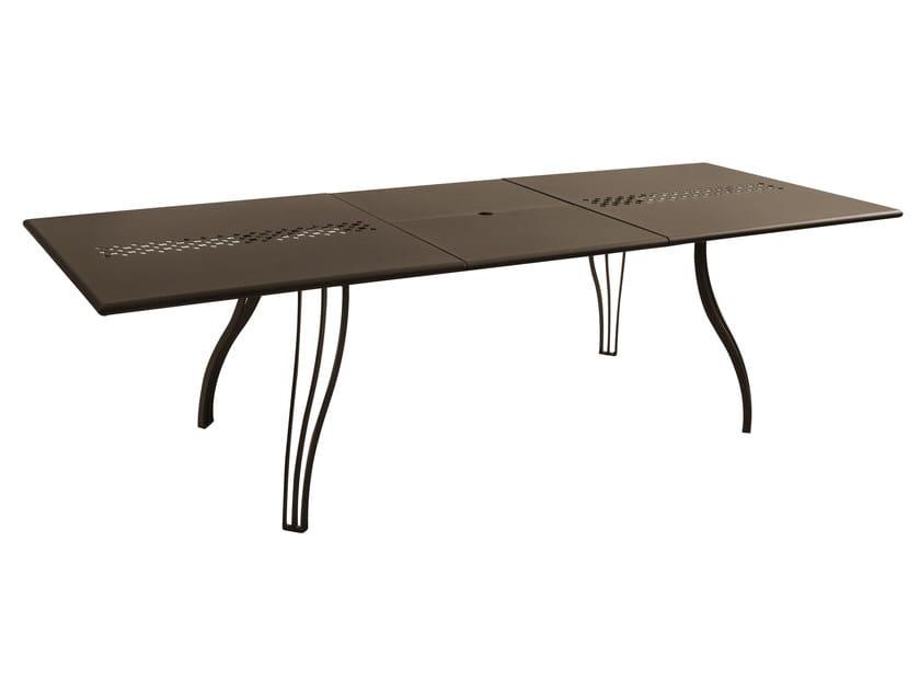Tavolo allungabile rettangolare VERA - EMU Group S.p.A.