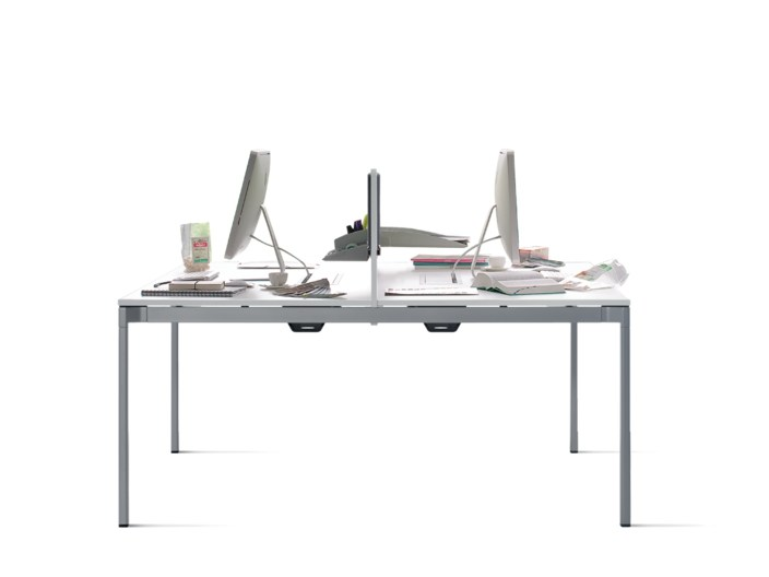 Office workstation / office desk VERON | Office desk - Wiesner-Hager