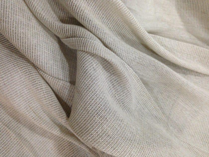 Tessuto a tinta unita per tende VERSUS - Aldeco, Interior Fabrics