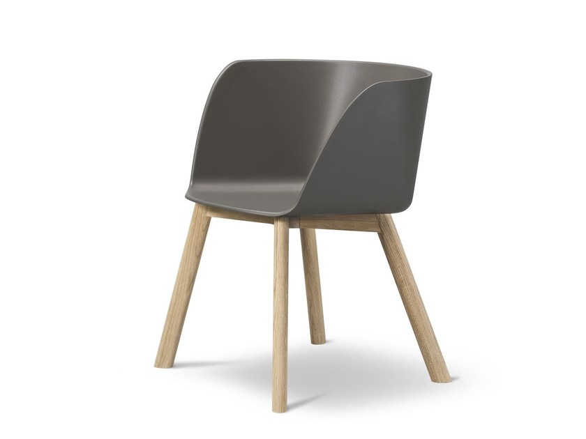 Chair VERVE WOOD | Chair - FREDERICIA FURNITURE